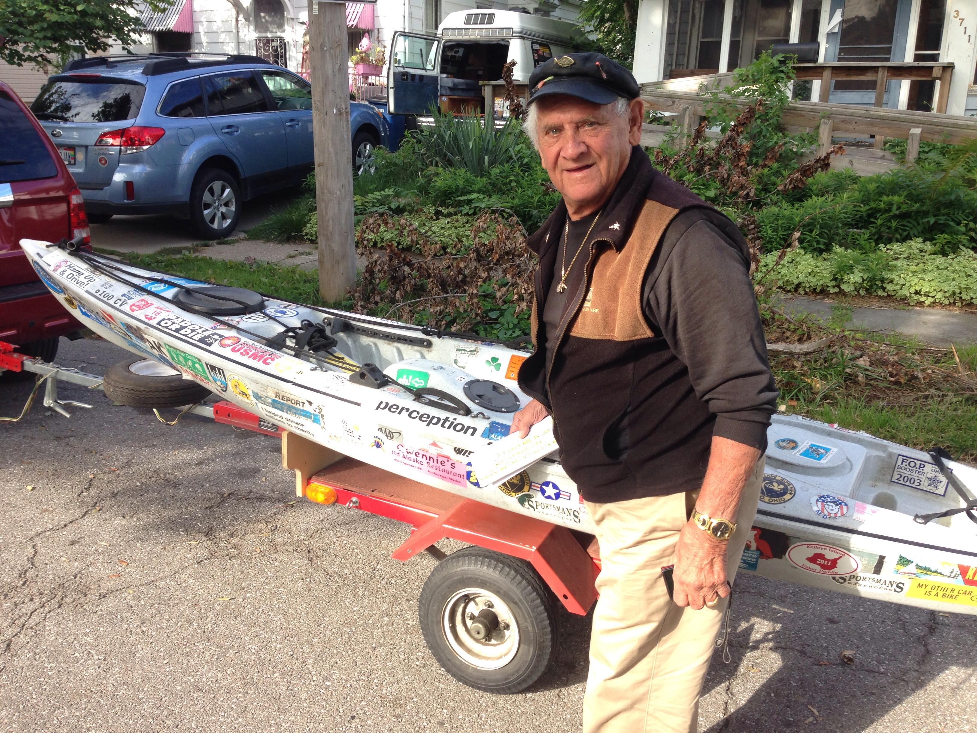 John w kayak