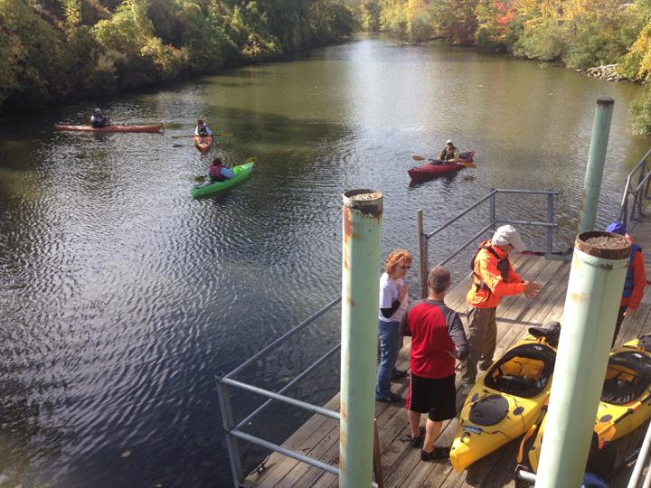 Swan Creek Dock
