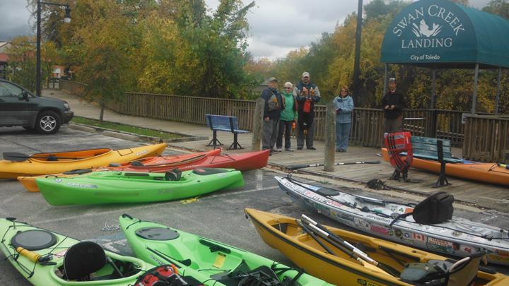 Swan Creek Parking Lot Group